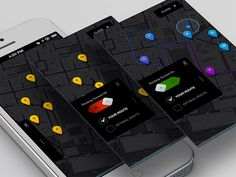 Navigation #UI #mobile