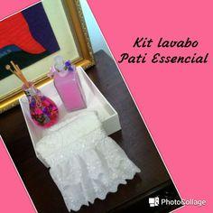 Kit lavabo - Difusor de aroma e  sabonete líquido.