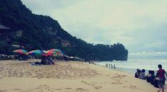 Pok Tunggal Beach, Gunung Kidul, Yogyakarta, Indonesia
