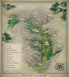 10 Fun Facts About Piston Peak National Park
