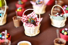 DIY Kids Party! Little Red Riding Hood Themed Party | Dotcoms for Moms