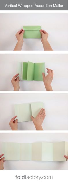 The Vertical Wrapped Accordion Mailer is a fabulous, self-mailing format that offers tremendous real estate for creativity in a compact and stylish presentation. To open, lift the flap and pull down to reveal six interior panels. For a holiday greeting, take fun photos of your team and showcase them photobook-style in this clever and memorable format. Uses: #Promotion #SpecialEvents #Invitations Specialty/Novelty Projects Multi-Piece #Marketing Package #Design #brochure