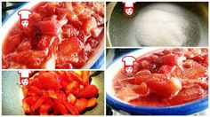 Composta di fragole - La cucina di nonna Rita