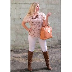 Pretty Sarah in a nick and mo spring blouse. Come in or call to order. 801.763.2700. #spring #blouse #nickandmo #ourlittlestoreboutique #utahboutiques #utahfashions #ootd #wiw #fashionable #feelgood #ordernow #weship 801.763.2700 #leaveemail&we'llpaypalinvoiceyou #outfit #details #accesorize @ourlittlestoreboutique #utahfashion #tellafriend #americanfork #utah #shopsmall #beyou #seeyousoon