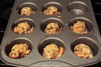 Gf/df turkey lentil meatballs for baby