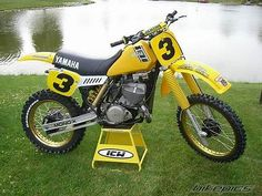 Image result for Yamaha YZ 490