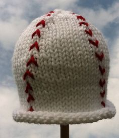 Newborn Boy Baseball