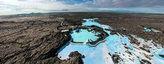 Uno de los mayores placeres que puede haber en la vida es visitar un balneario, si a esto le añadimos un balneario en un lugar increíble, la cosa gana enteros, pero si ese lugar es Islandia, tierra de volcanes donde las haya, la experiencia se convierte en inolvidable.