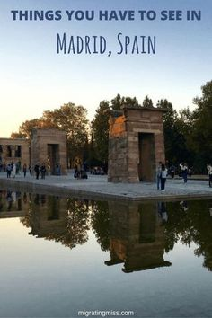 Here are some classic spots in Madrid that must be seen during your trip! madridfoodtour.com