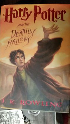 Book 16: Harry Potter and the Deathly Hallows - finally finished (for the 2nd time!)