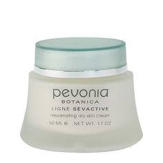 While the weather may be getting dry and frightful, your skin doesn't have to be! Counteract dryness, nourish, energize, combat aging and protect with our Rejuvenating Dry Skin Cream. http://www.pevonia.com/rejuvenating-dry-skin-cream/