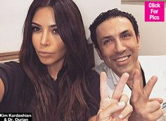 Kim Kardashian Getting More Plastic Surgery? 'Dr. Ourian Sessions Are Always TheBest'