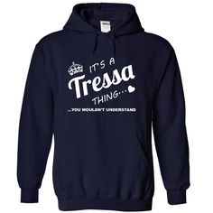#Funnytshirt... Cool T-shirts  Price: $39.00Purchase Now    Discount Codes   View photographs & photographs of P - Its a TRESSA THING t-shirts & hoodies:In case you do not completely love our design, you'll be able to SEARCH your favourite one through the use ...