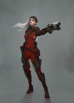 Image result for starfinder character art
