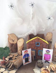Herfsttafel met Opa Sloddervos (Kinderboekenweek 2016) - http://onderwijsstudio.nl/kinderboekenweek-2016/