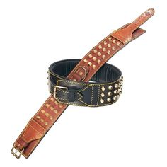 Leather Dog Collars | Fancy Dog Collars and Designer Collars for ...