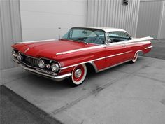 1959 OLDSMOBILE 98 2 DOOR COUP - Barrett-Jackson Auction Company - World's Greatest Collector Car Auctions