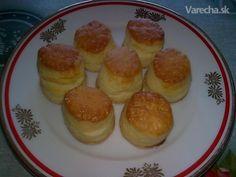 Sú veľmi chutné :) Pudding, Desserts, Food, Basket, Meal, Custard Pudding, Deserts, Essen, Hoods