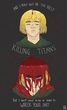 Armin you okay?