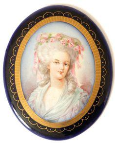 Princesse de Lamballe.