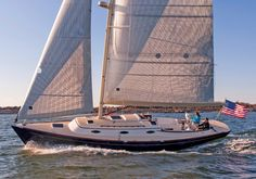 Alerion 41 well fitted for a world cruise