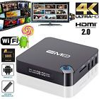 EM95 Amlogic S905 Quad Core Cortex-A53 Smart Tv Box Android 5.1 Receiver Kodi H