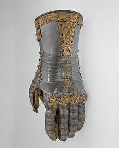 The Metropolitan Museum of Art - Gauntlet for the Left Hand