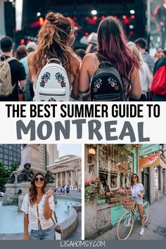 Get a list of the best things to do in Montreal in the summer including the best festivals in Montreal and the best summer activities in Montreal. #montreal #canadatravel #summervacation | things to do in Montreal Canada summer | things to do in Montreal summer | Montreal summer vacation | Montreal summer outfits | Montreal summer photography | Canada travel Montreal summer | Montreal summer travel | Montreal things to do summer | Montreal Canada summer things to do Cool Places To Visit, Places To Travel, Travel Things, Travel Destinations, World Travel Guide, Travel Guides, Alberta Canada, Canada Travel, Travel Usa
