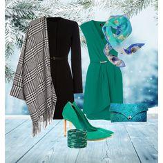 """winter"" by kommunikacio-stilus on Polyvore"
