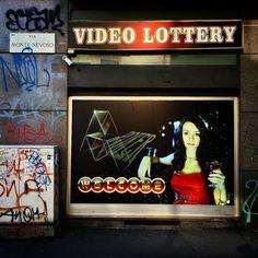 The Lottery Game #MilanoLovesStreetart by eyenencio