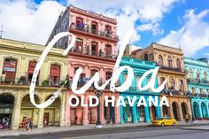 Havana, Cuba | Cuba Travel | Havana Guide | Havana Cuba | Travel Destinations | La Habana | Travel Girl | Female Travel | photography | Things to See and Do | Weekend guide | Travel tips | Travel Ideas | City Break | Culture | Food | Tourism | Travel Advice | Bucket List | Budget | Backpacking #visitCuba #Havana #Cuba #vacation #travelguide #centralamerica #Cubatravel #lahabana #havanacuba 😊 #cuba #havana #oldhavana #travel #wonderlust #travelblog  @stephaniejoanboyd Travel Advice, Travel Ideas, Travel Tips, Old Havana Cuba, Fly To Cuba, Cuba Culture, Cuba Fashion, Cuba Photography, Cuba Beaches