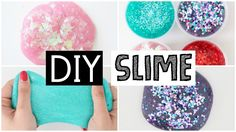 4 MAGICAL DIY VIRAL SLIME IDEAS! - Randomly Selected Videos