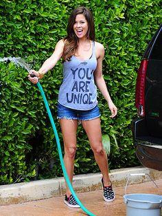 """Dancing With The Stars"" Co-Host Brooke Burke-Charvet!"