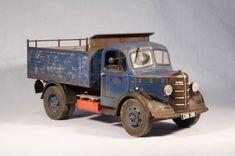 Truck Model. Bedford?: