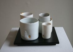 """Things to think with #3"" by Edmund de Waal"