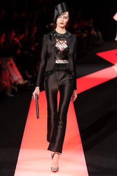 Armani Privé Spring Couture 2013 - Slideshow - Runway, Fashion Week, Reviews and Slideshows - WWD.com