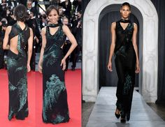 Zoe Saldana Jason Wu - 'Mr.Turner' 2014 Cannes Film Festival Premiere