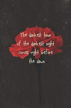 The darkest hour of the darkest night comes right before the dawn | Blank Journal | Hadestown Musical quote | Broadway Musical Quote | lyrics and book by Anaïs Mitchell | directed by Rachel Chavkin | Greek mythological tale | Hades, Persephone, Eurydice, Orpheus, Hermes | www.WriteRunBooks.com Musical Theatre Quotes, Broadway Quotes, Broadway Theatre, Theater Quotes, Lyric Quotes, Lyrics, Before The Dawn, Blank Journal, Theatre Nerds