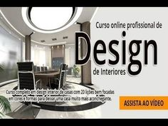Design de Interiores, Curso Profissional