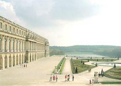 Luigi Ghirri, Versailles