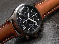 Sinn 356: one of the best looking current production watches available.