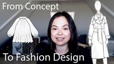 From Concept to fashion Design for the brand Monki