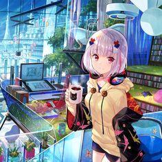 Sigueme como Mïldrëd Røjäs, solo un click & listo, se que te gustara mi contenido. Girls Anime, Kawaii Anime Girl, Anime Art Girl, Manga Girl, Manga Anime, Anime Amor, Anime Chibi, Pretty Anime Girl, Beautiful Anime Girl