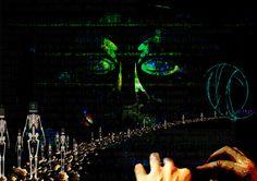 Deel uit 'krant van de ziel' van jackjohannes hemp alias jjhemp met het thema 'hacking'
