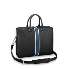 Products by Louis Vuitton: Porte-Documents Voyage PM Louis Vuitton Official Website, Briefcase For Men, Leather Men, Fashion Backpack, Monogram, Men's Bags, Business, Custom Products, Travel