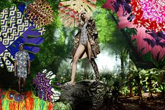 Jungle Fever - MarediModa Spring/Summer 2016 trends by David Shah and the View Team