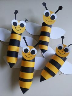 13 tolle DIY-Ideen, was man mit Kindern aus Klopapierrollen basteln kann! - DIY Bastelideen