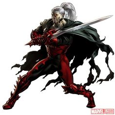 Dracula  #Marvel: Avengers Alliance