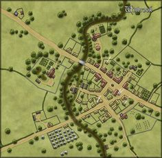 A website and forum for enthusiasts of fantasy maps mapmaking and cartography of all types. We are a thriving community of fantasy map makers that provide tutorials, references, and resources for fellow mapmakers. Fantasy Map Making, Fantasy City Map, Fantasy World Map, Landscape Concept, Fantasy Landscape, Cartographers Guild, Village Map, Rpg Map, Map Games
