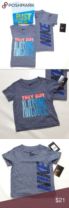 Nike - 3 graphic tees All are new, 2T, and so very soft!! Nike Shirts & Tops Tees - Short Sleeve